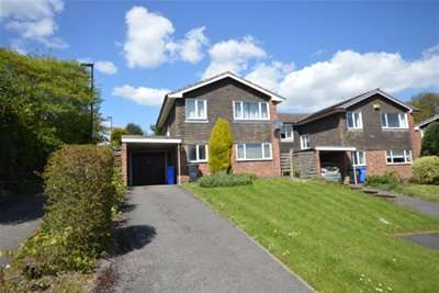 4 Bedrooms Detached House for rent in Alms Hill Glade, Ecclesall, S11 9SS