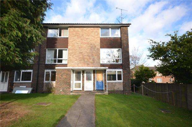 2 Bedrooms Maisonette Flat for sale in Broadlands Court, Wokingham Road, Bracknell