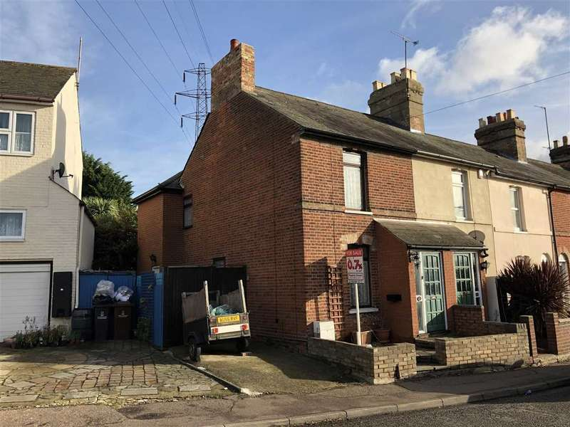 3 Bedrooms End Of Terrace House for sale in Old Heath Road, Colchester