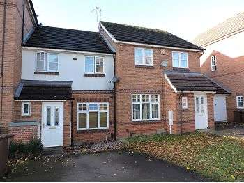 3 Bedrooms Terraced House for sale in 55 Sheridan Way, Nottingham, NG5 1QH