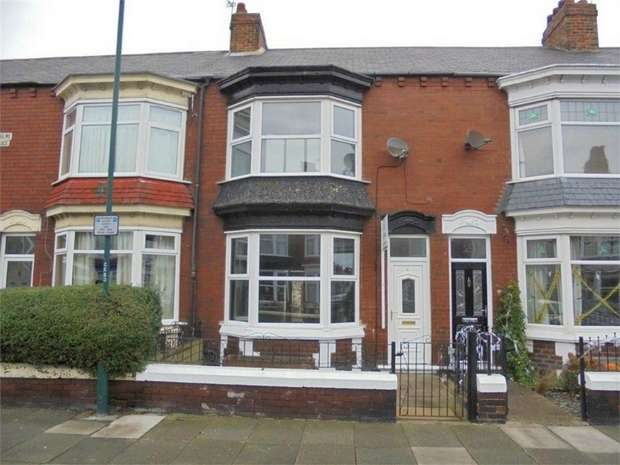 4 Bedrooms Terraced House for sale in Lumley Road, Redcar, North Yorkshire