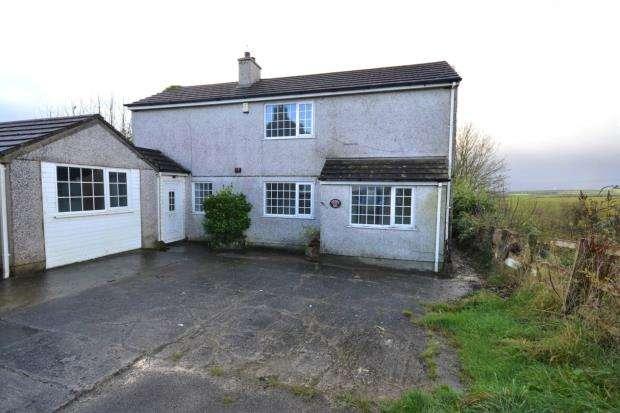 4 Bedrooms Detached House for sale in Tredinnick, Liskeard, Cornwall