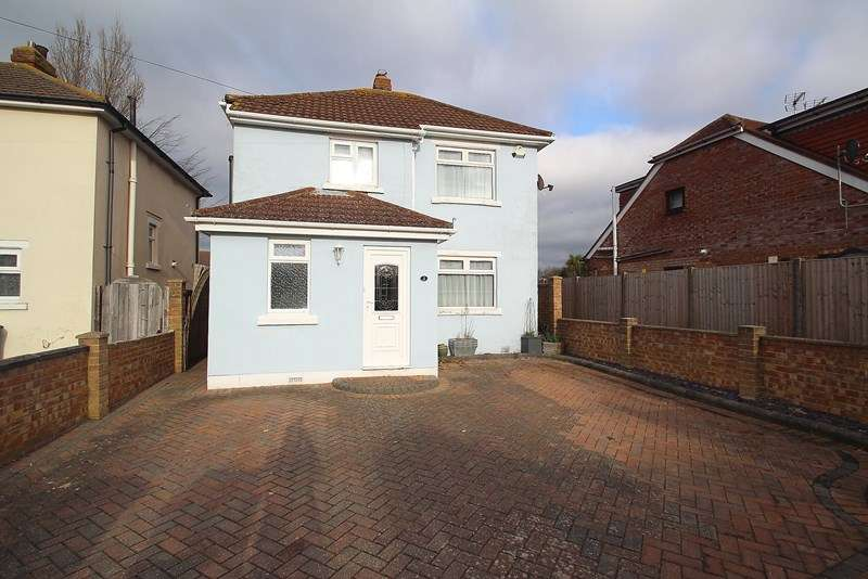 3 Bedrooms Detached House for sale in Olive Crescent, Fareham