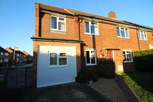 4 Bedrooms Semi Detached House for sale in Oliver Whitby Road, Chichester, West Sussex
