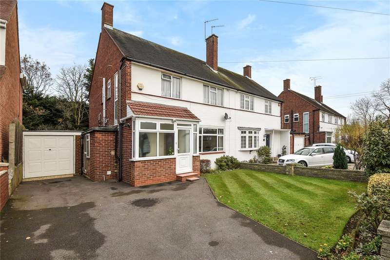 3 Bedrooms Semi Detached House for sale in Albury Drive, Pinner, Middlesex, HA5