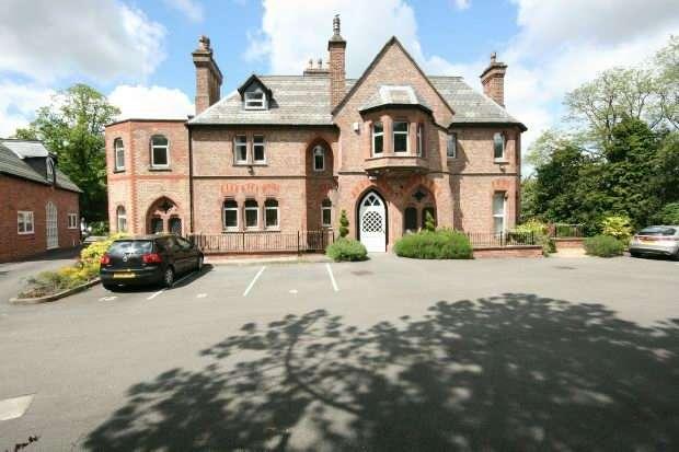 1 Bedroom Apartment Flat for sale in Morningside, Highgate Road, Altrincham
