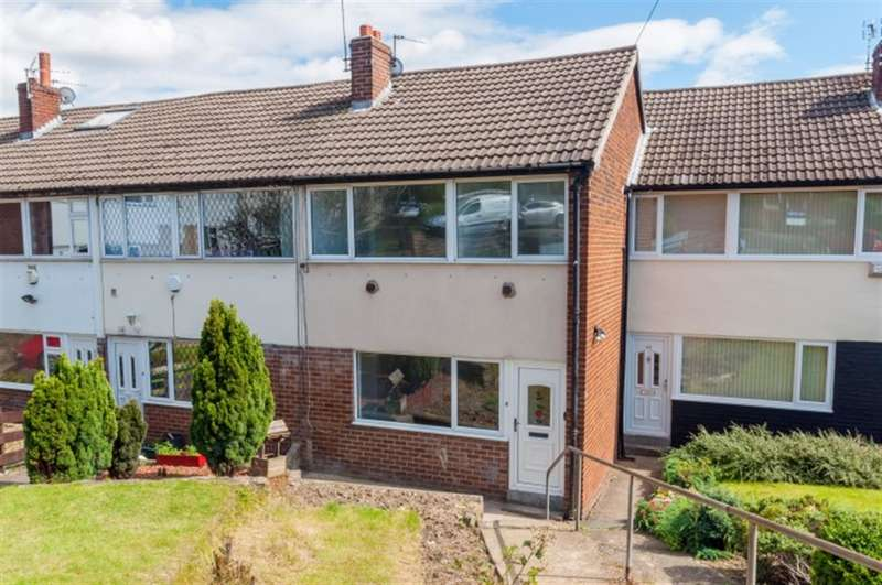 3 Bedrooms Terraced House for sale in Billingbauk Drive, Bramley, LS13 4RY