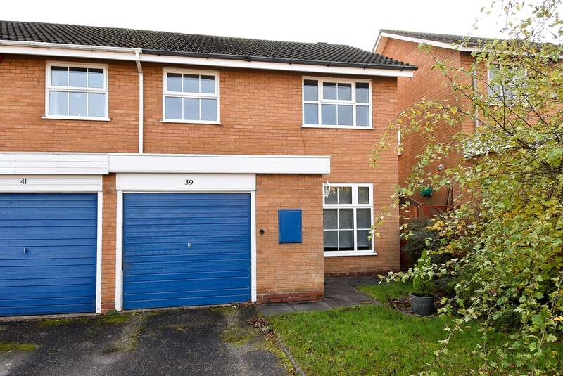 3 Bedrooms End Of Terrace House for sale in Berberry Close, Bournville, Birmingham, B30