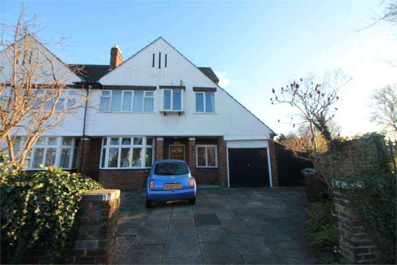 4 Bedrooms Semi Detached House for sale in The By-Pass, Great Crosby, LIVERPOOL, Merseyside