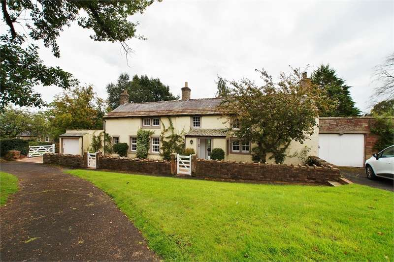 4 Bedrooms Detached House for sale in CA4 0RL Wreay, Carlisle, Cumbria