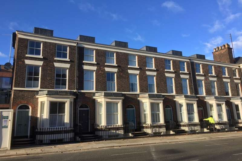 4 Bedrooms Terraced House for sale in Catharine Street, Liverpool, L8