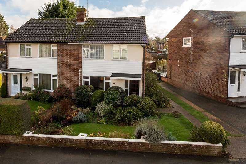 3 Bedrooms Semi Detached House for sale in KENNINGTON