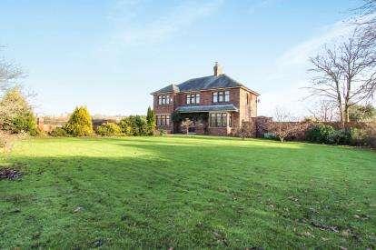 4 Bedrooms Detached House for sale in Freckleton Road, Kirkham, Preston, England, PR4