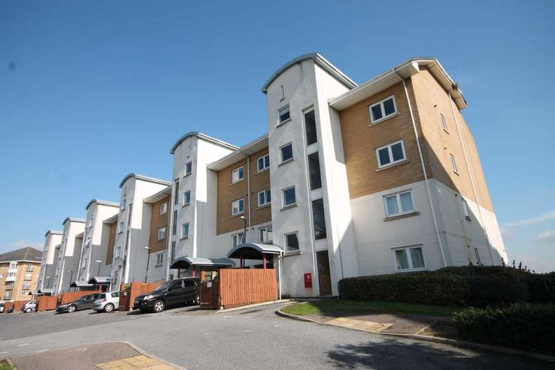 2 Bedrooms Apartment Flat for sale in Chichester Wharf, Erith