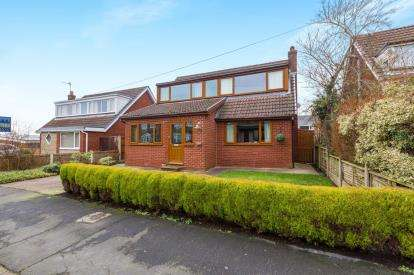 4 Bedrooms Detached House for sale in Fox Lane, Hoghton, Preston, Lancashire