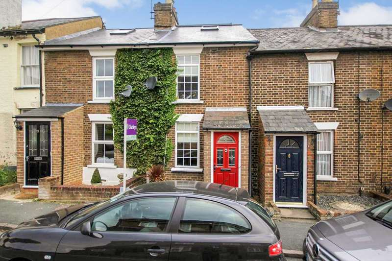 3 Bedrooms House for sale in REFURBISHED 3 BED CHARACTER COTTAGE in BOXMOOR and CLOSE TO STATION
