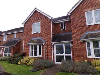 2 Bedrooms Flat for sale in Barnaby Court, Gloucester, Gloucestershire