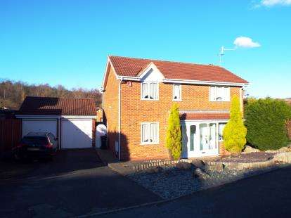 4 Bedrooms Detached House for sale in Lakeside Court, Lakeside, Brierley Hill, West Midlands