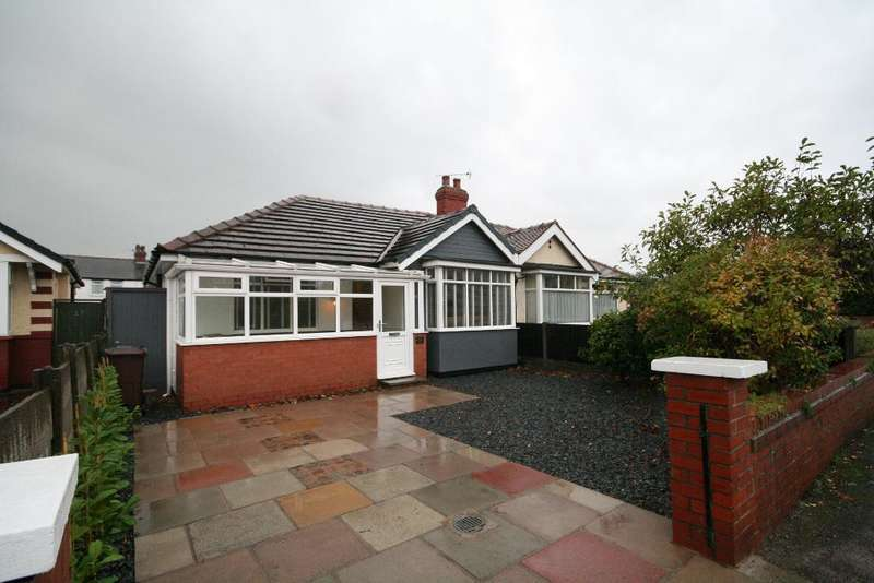 2 Bedrooms Bungalow for sale in Rufford Road, Southport, Merseyside, PR9 8LD