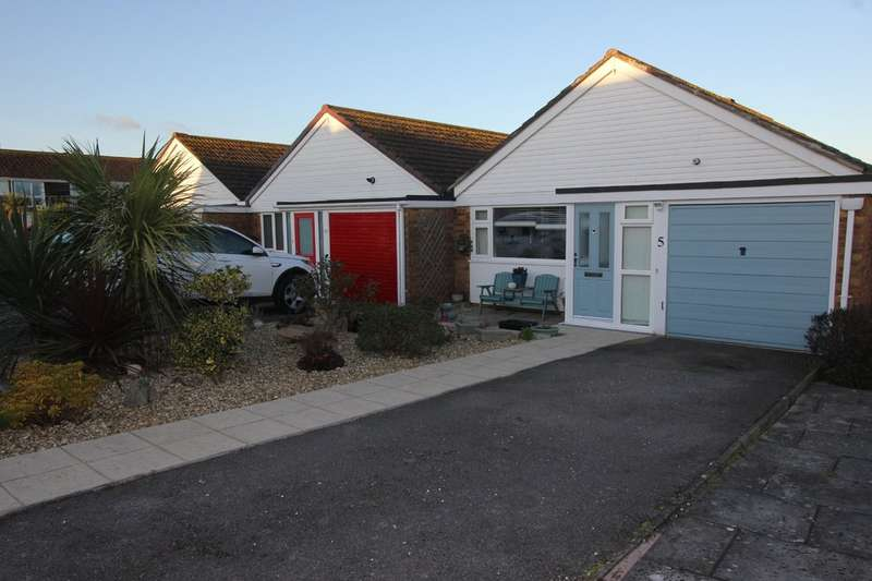 2 Bedrooms Terraced Bungalow for sale in Bidwell Brook Drive, Broadsands Park, Paignton