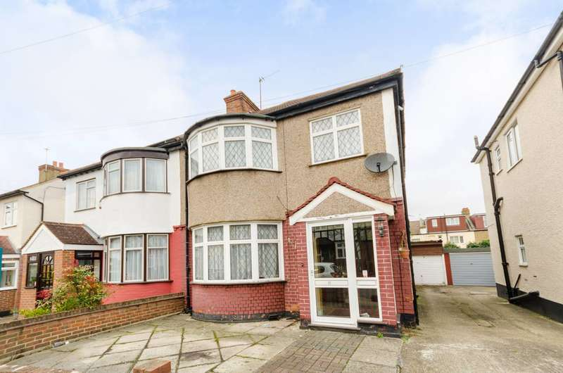 3 Bedrooms House for sale in Eton Avenue, New Malden, KT3