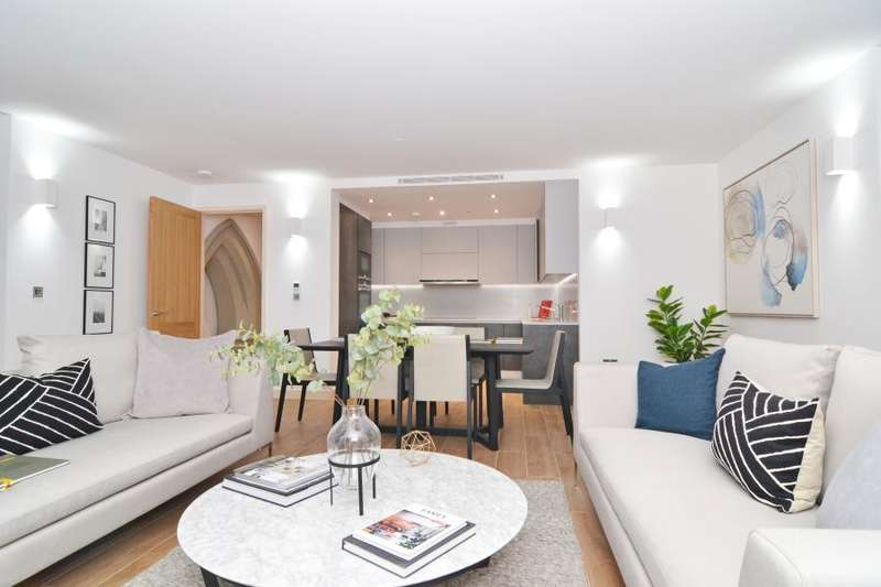 3 Bedrooms Apartment Flat for sale in Brentford High Street, Brentford TW8