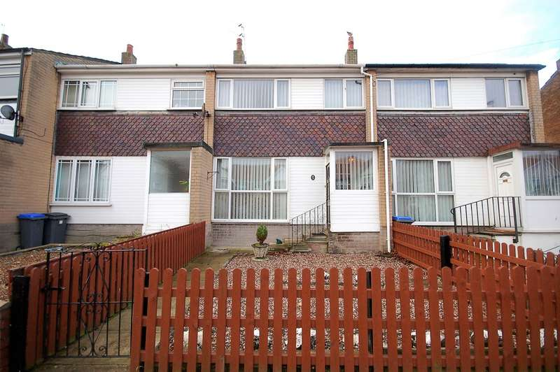 3 Bedrooms Terraced House for sale in Lakeway, Blackpool
