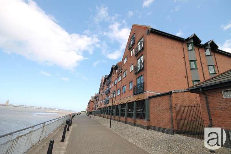 2 Bedrooms Penthouse Flat for sale in Brunswick Dock Docklands L3