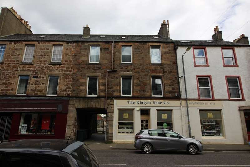 2 Bedrooms Flat for sale in longrow, campbeltown, Argyllshire, PA28