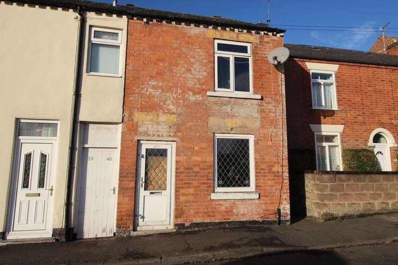 2 Bedrooms Property for sale in Prince Street, Ilkeston, DE7