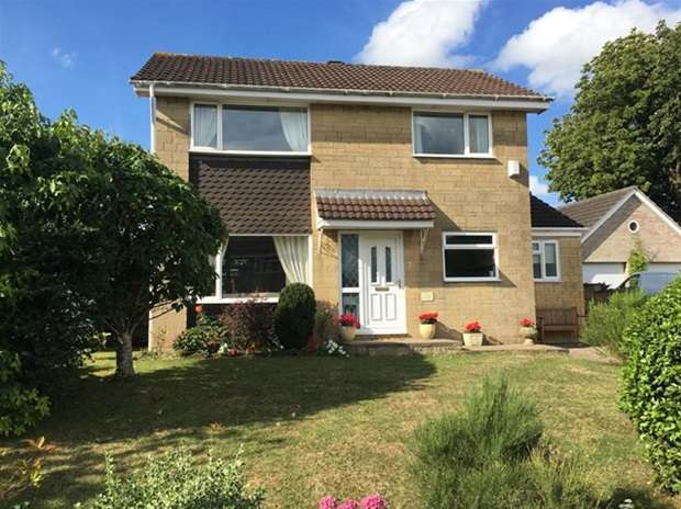 3 Bedrooms Detached House for sale in Eastleigh Close