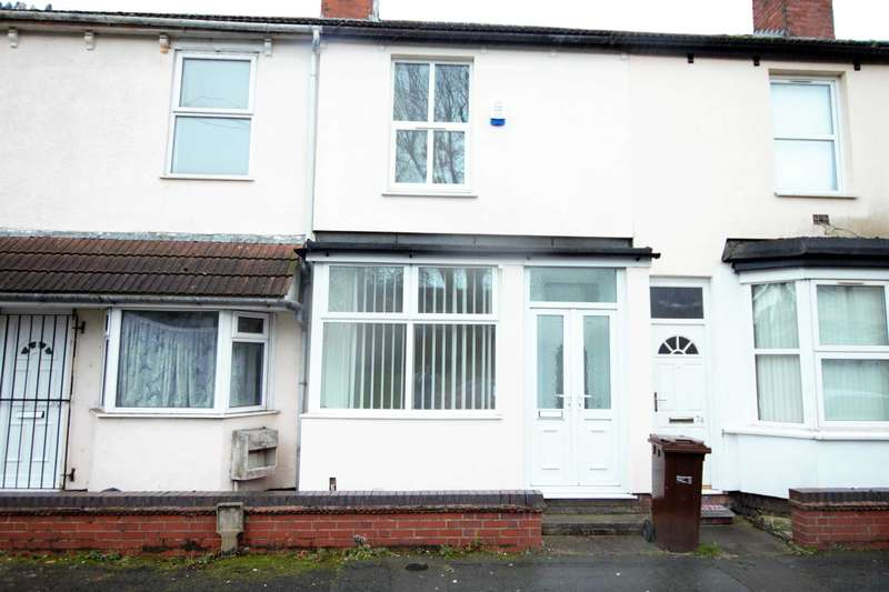 2 Bedrooms Terraced House for rent in Bryne Road, Blakenhall