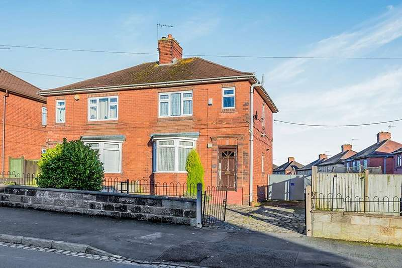 3 Bedrooms Semi Detached House for rent in Leason Road, Meir, Stoke-on-trent, ST3
