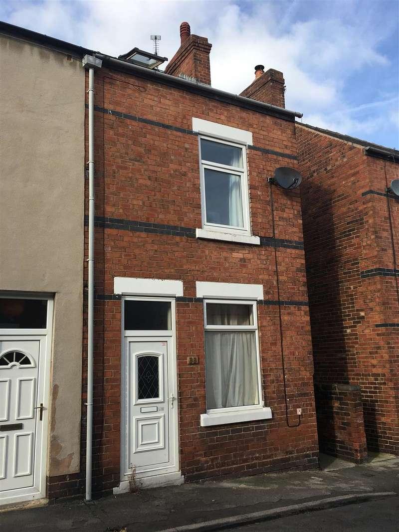 3 Bedrooms End Of Terrace House for rent in John Street, Brampton, Chesterfield