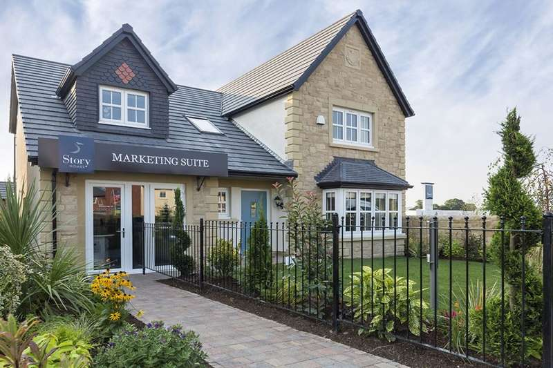 4 Bedrooms Detached House for sale in Taunton, Waterside, Cottam Way, Cottam, Preston, PR4