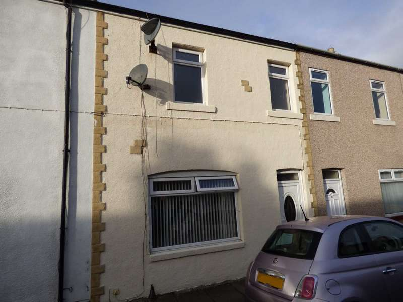 3 Bedrooms Terraced House for sale in High Row, Loftus