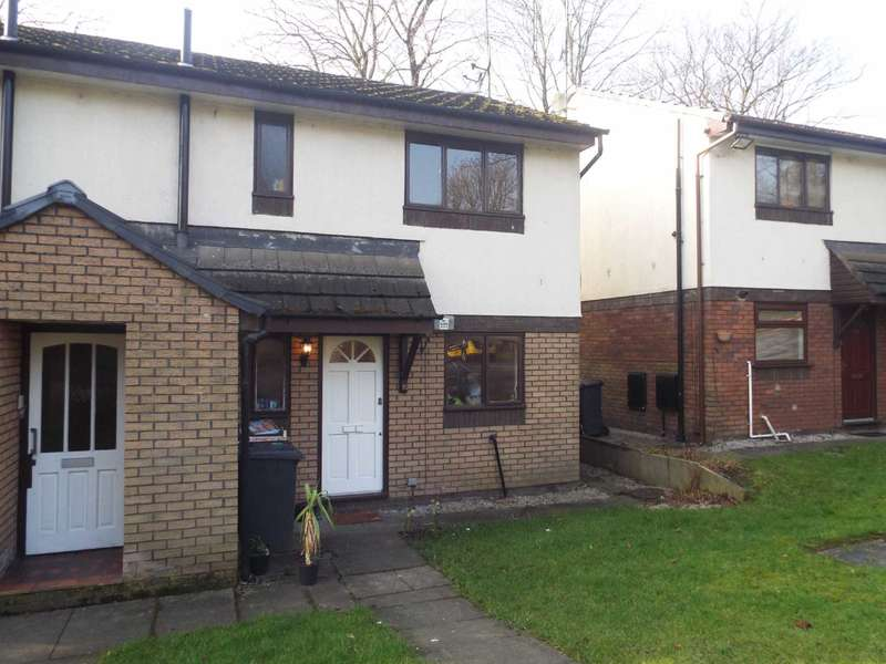 1 Bedroom Maisonette Flat for sale in Crescent Grove, Prestwich