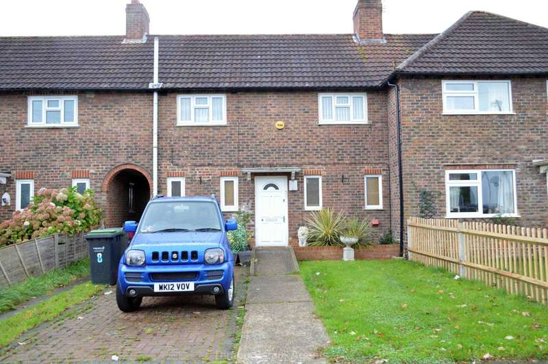 3 Bedrooms Terraced House for sale in Mill Pond Road, Elson