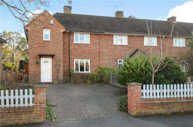 3 Bedrooms End Of Terrace House for sale in Bouldish Farm Road, Ascot, Berkshire