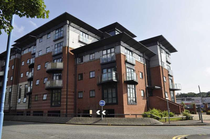 2 Bedrooms Apartment Flat for rent in The Heights, Walsall Road