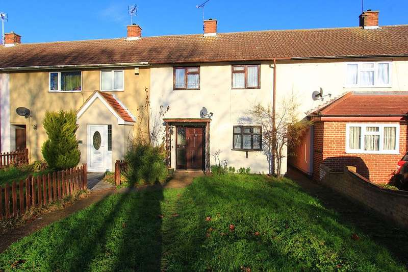 3 Bedrooms Terraced House for sale in Theydon Crescent, Basildon, Essex, SS14 3LN