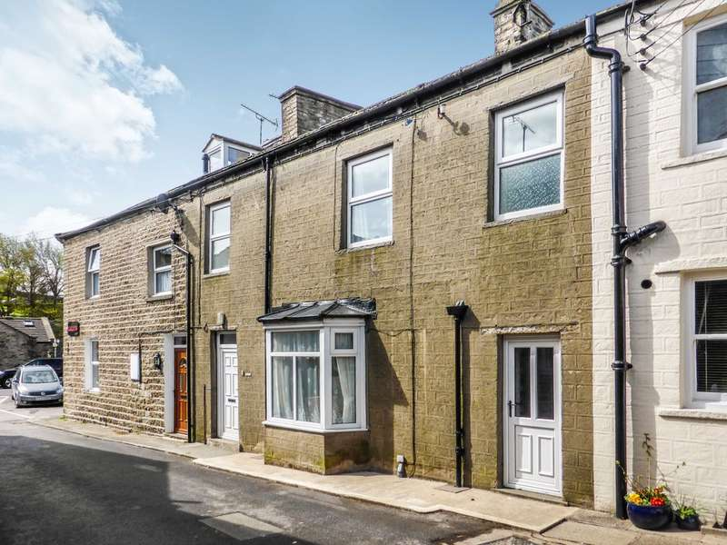 2 Bedrooms Terraced House for sale in Nordale Cottage, Hawes