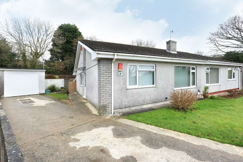 2 Bedrooms Semi Detached Bungalow for sale in Thornbury, Plymouth