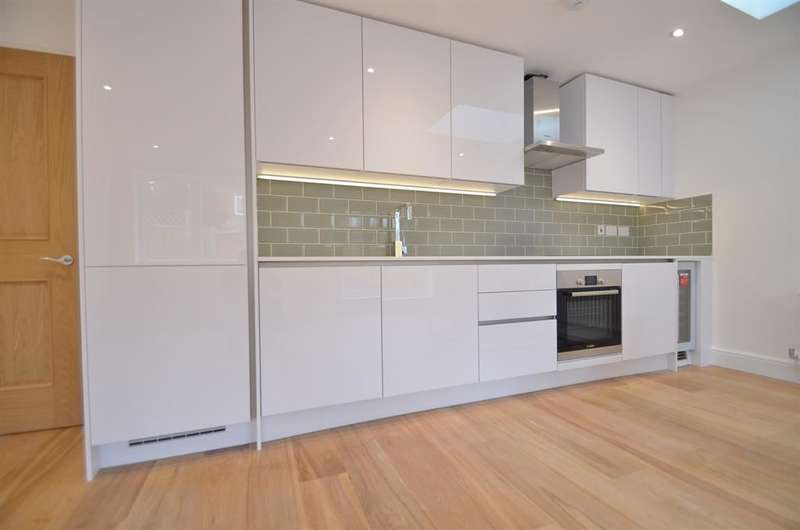 3 Bedrooms Ground Flat for sale in Albany Road, Ealing, London, W13