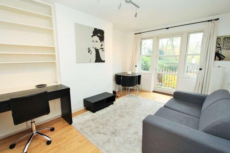 1 Bedroom Flat for sale in Clarendon Road, London, London, W11