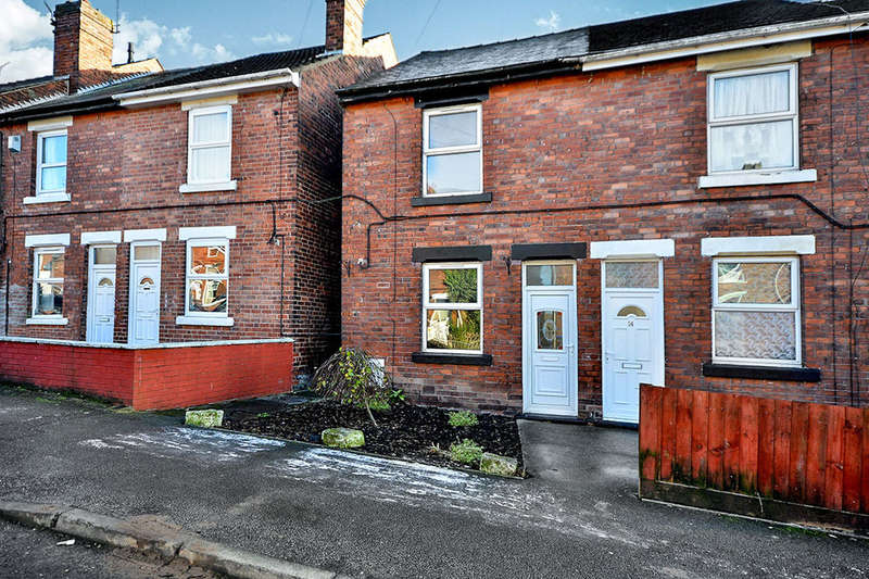 3 Bedrooms Semi Detached House for sale in Mayfield Street, Kirkby-In-Ashfield, Nottingham, NG17