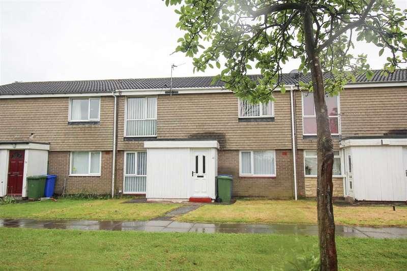 2 Bedrooms Flat for sale in Wedderlaw, Southfield Lea, Cramlington