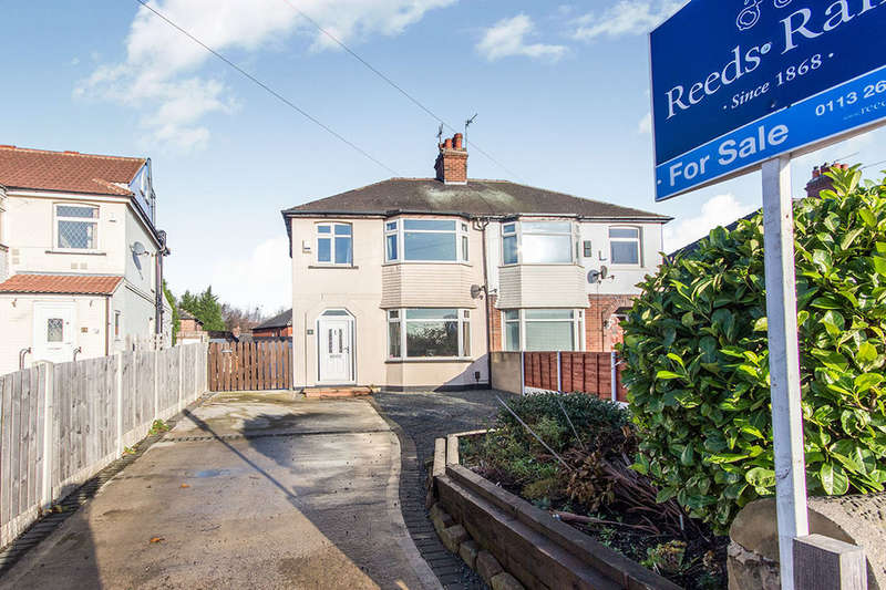 3 Bedrooms Semi Detached House for sale in Selby Road, Leeds, LS9