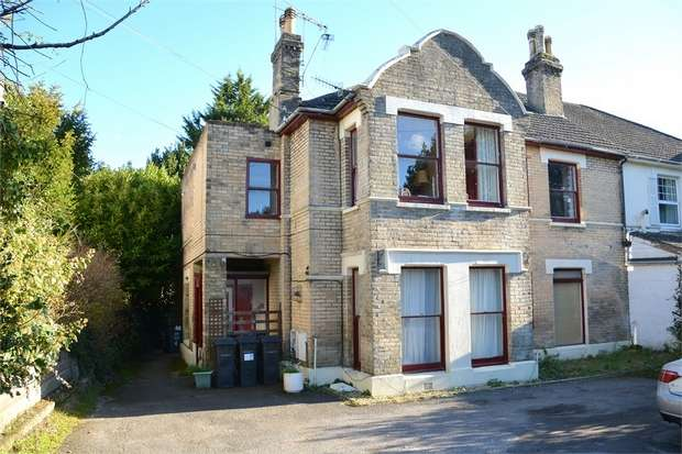 2 Bedrooms Flat for sale in Alumhurst Road, Westbourne, Bournemouth