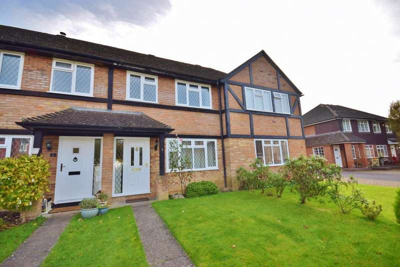 3 Bedrooms Terraced House for sale in Chineham, Basingstoke, RG24